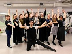 Kaukaasia tantsuansambel Terek-2_Märjamaa Folk 2020